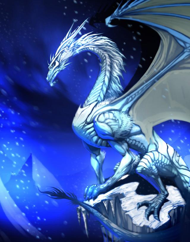 Dragon Rival By *el Grimlock