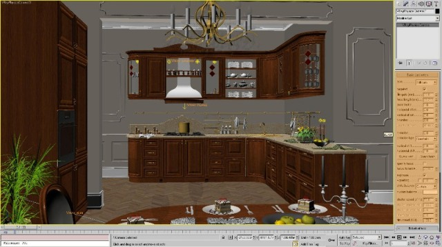 Tutorial Modeling A Kitchen