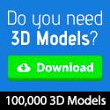 Buy & Sell 3D Models